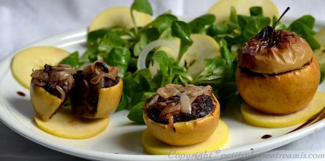 Boudin aux pommes d guis petits plats entre amis for Plats entre amis