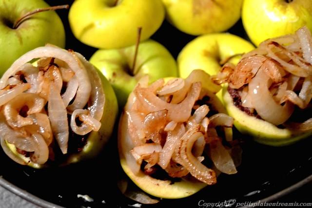 pommes boudin prêtes à cuire