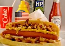 Le véritable Hot-dog américain