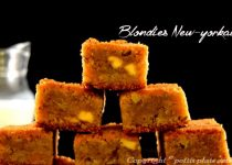 Blondies New-yorkais