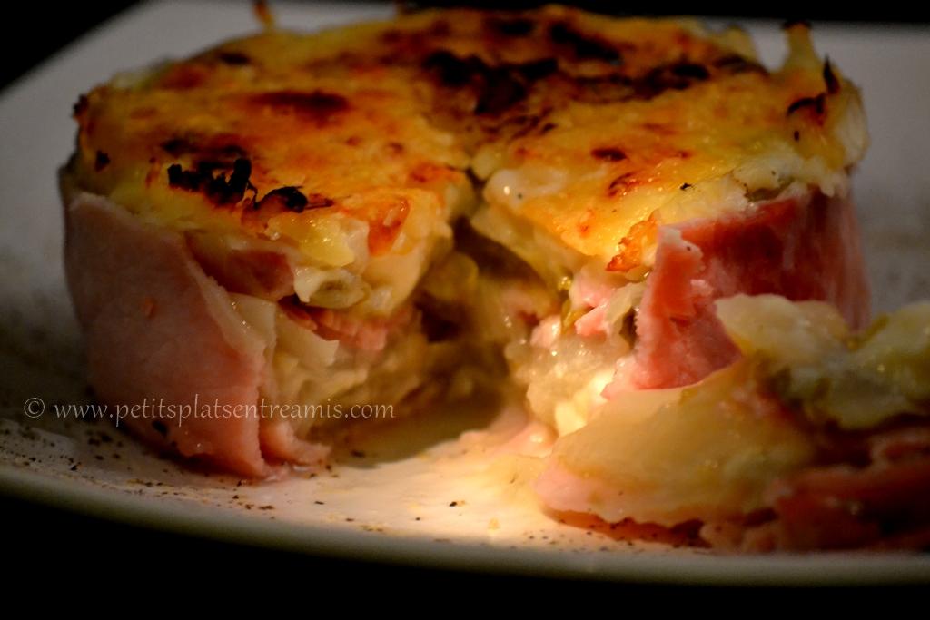 Recette des endives au jambon petits plats entre amis - Recette endives au jambon ...