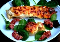 Légumes farcis sauce Mornay