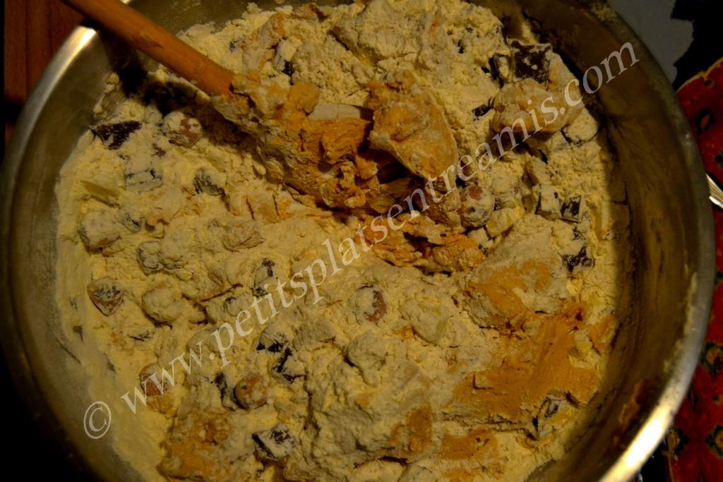 final préparation cookies