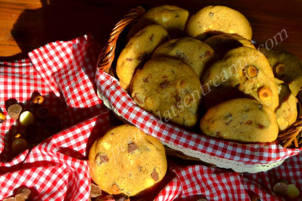 panier de cookies