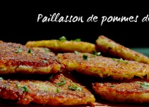Paillasson de pommes de terre