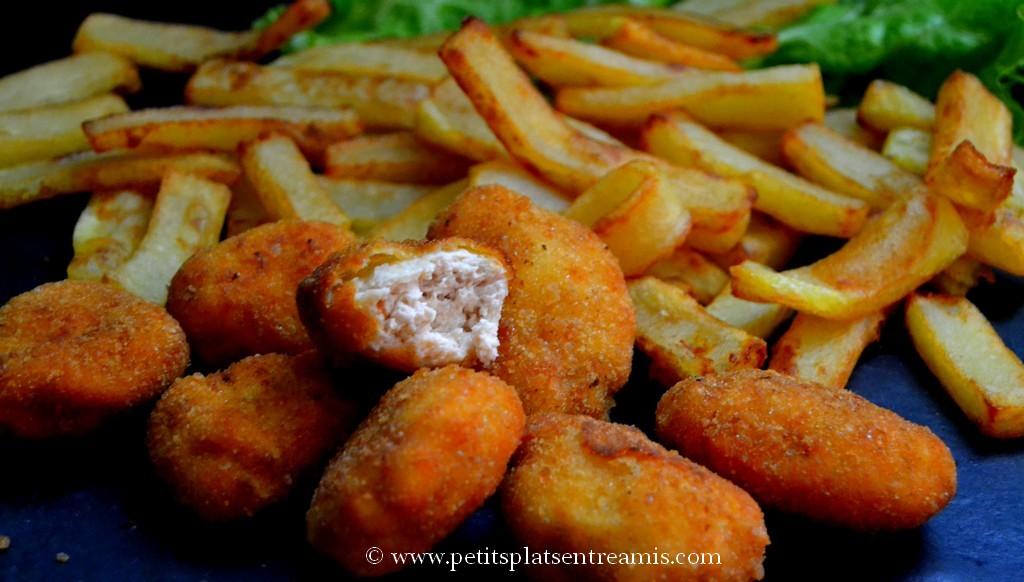 bouchée de nuggets