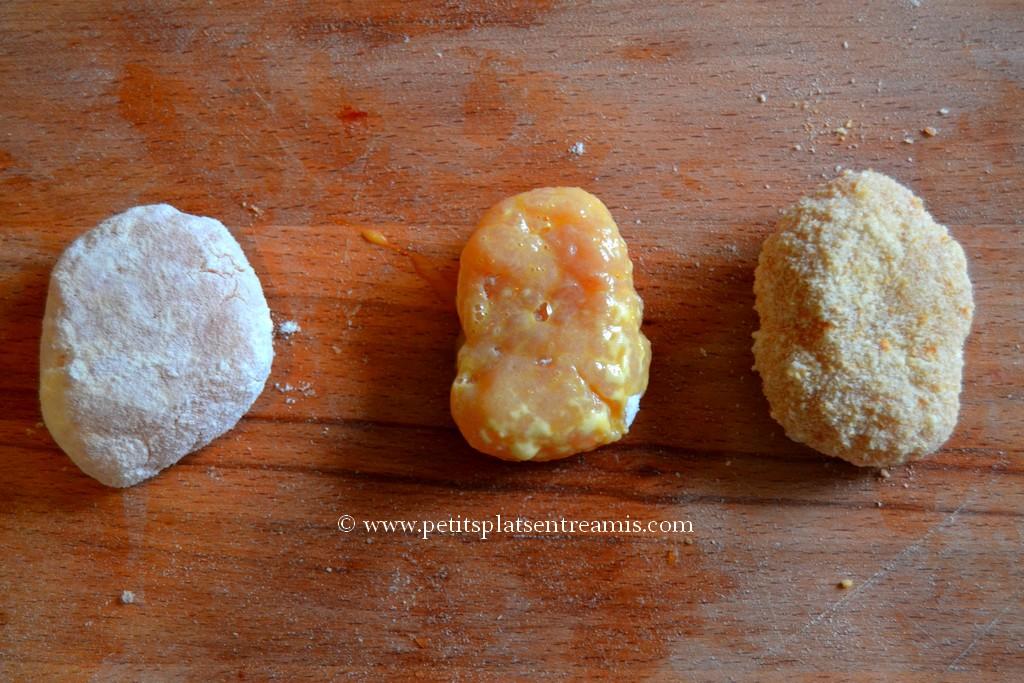 panure pour nuggets