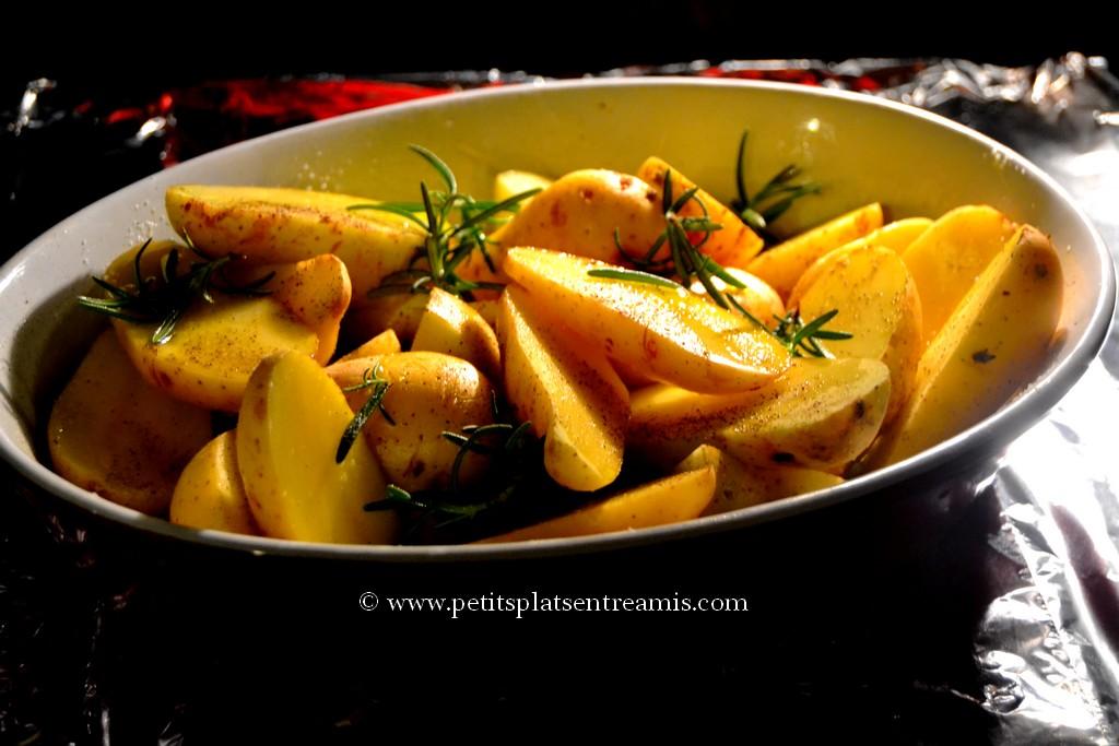Gigot d 39 agneau farci petits plats entre amis - Conservation pomme de terre cuite ...