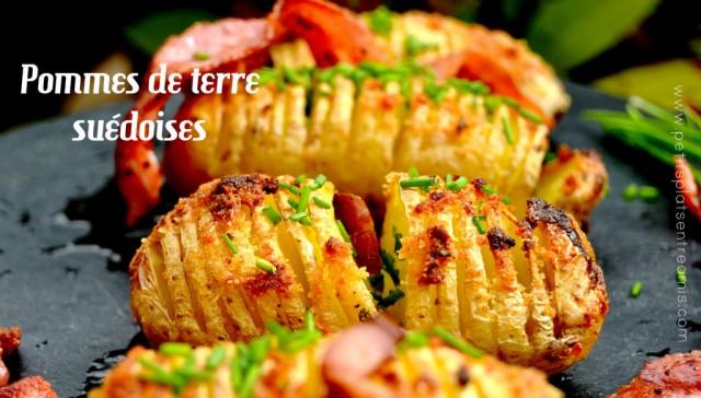 pommes de terre suédoises