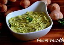 Beurre persillé – beurre d'escargot