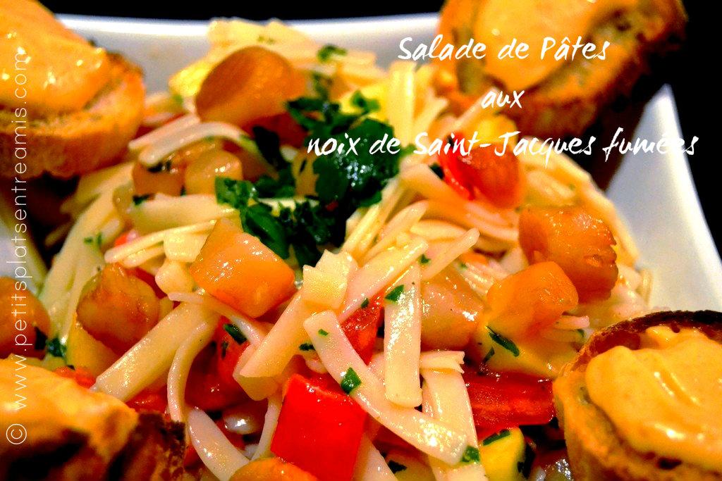 salade de p 226 tes aux noix de jacques fum 233 es petits plats entre amis