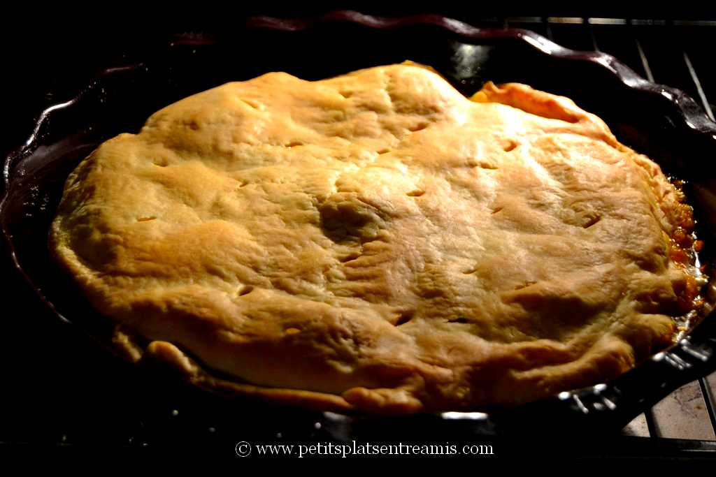 cuisson Tarte Tatin aux tomates cerises