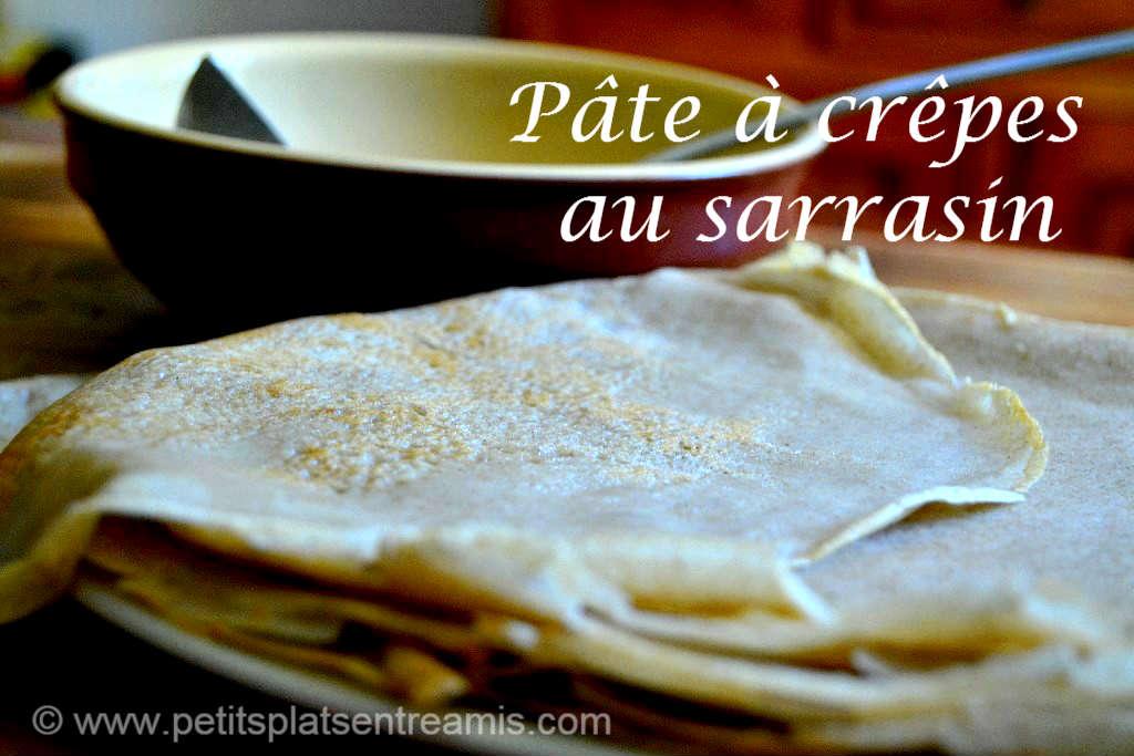 pâte à crêpes au sarrasin1