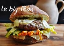 Big Léon, le hamburger à la française