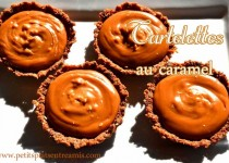 Tartelettes au caramel