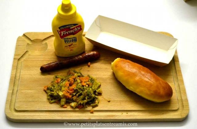 ingrédients pour  chipo-chou