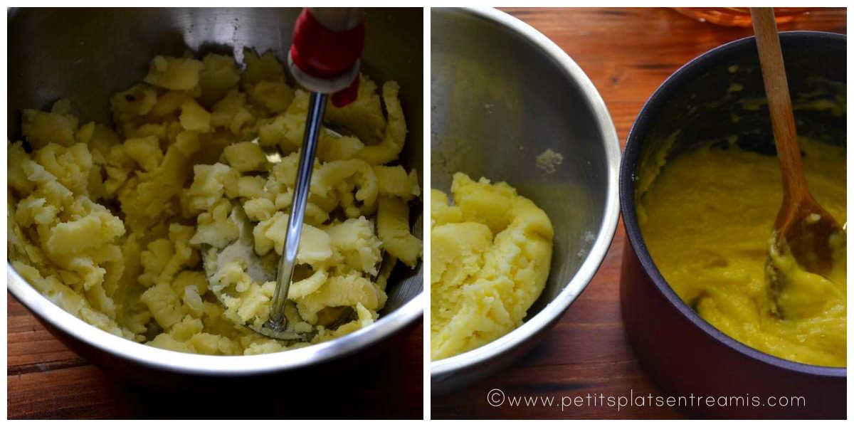 préparation pour pommes dauphine
