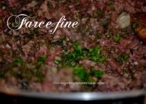 Farce fine