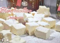Marshmallow ou guimauve