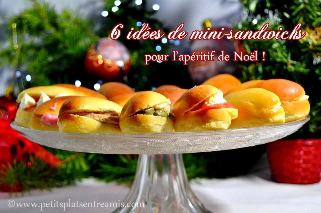 6 Id Es De Mini Sandwich Navette Faire Vous M Me Petits Plats Entre Amis