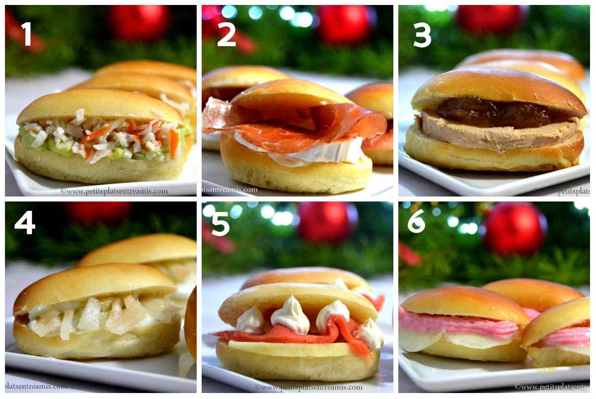 Navette apero recette garniture sm06 jornalagora - Idee de sandwich froid ...