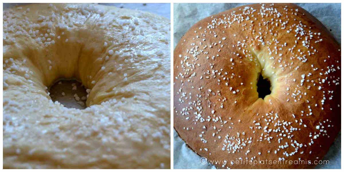 cuisson galette des rois provençale