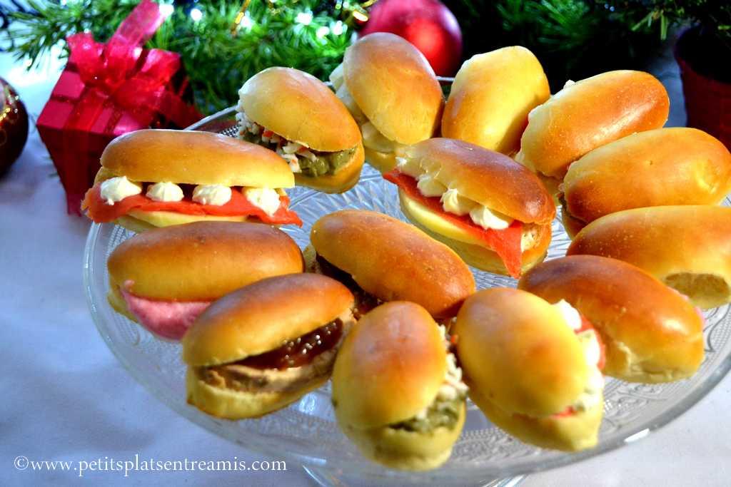 6 id es de mini sandwich navette faire vous m me petits plats entre amis - Idee de sandwich froid ...