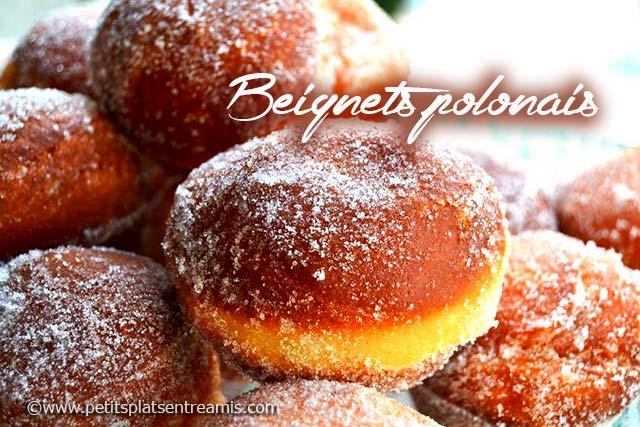 Beignets-polonais