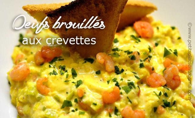 Oeufs-brouillés-aux-crevettes