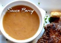 Sauce Bercy