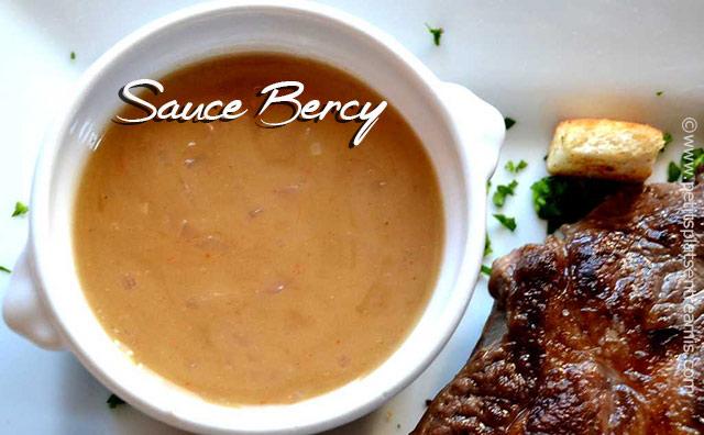 sauce-Bercy