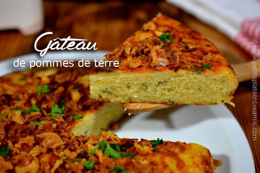 Gâteau-de-pommes-de-terre