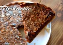 Tarte aux noix de pécan – Pecan pie