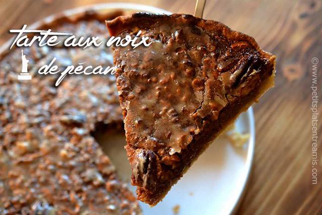Recette-de-la-tarte-aux-noix-de-pécan