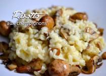 Risotto aux champignons: la recette délicieuse et facile