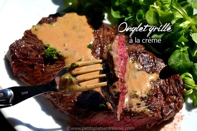 onglet-grillé-à-la-crème-recette
