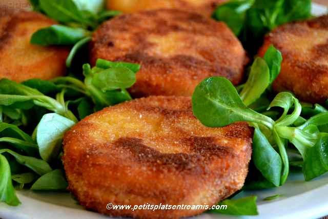 pané-de-polenta-au-jambon recette
