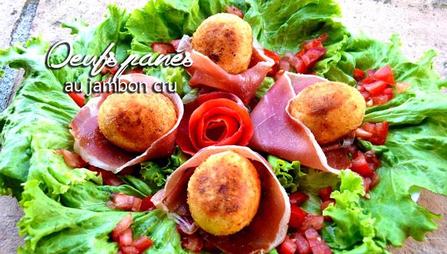 oeufs-panés-au-jambon-cru