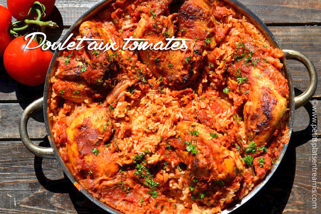 poulet-aux-tomates