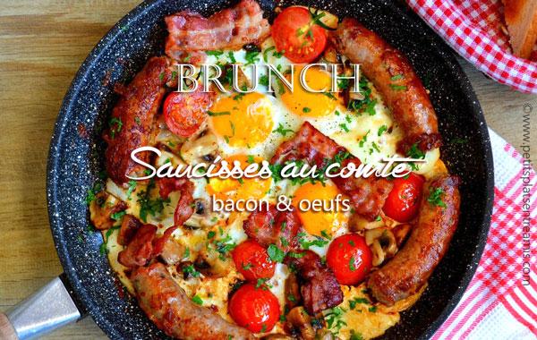 saucisse-au-comté,-bacon-&-oeufs