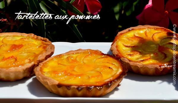 tartelettes-aux-pommes