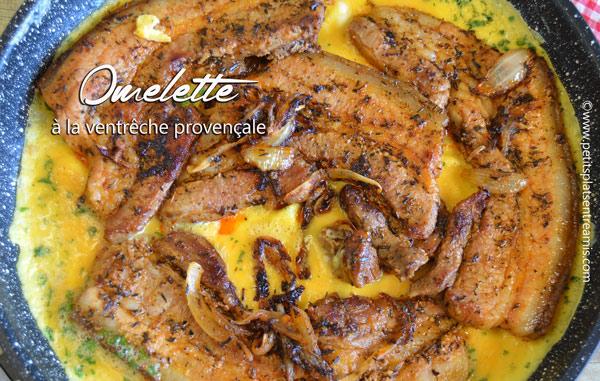 omelette-à-la-ventrêche-provençale-