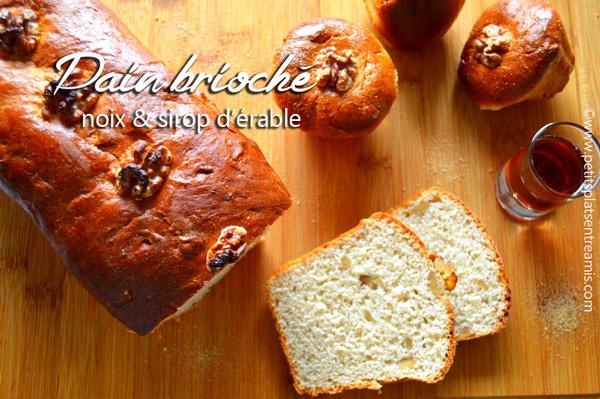 pain-brioché-aux-noix-et-sirop-d'érable