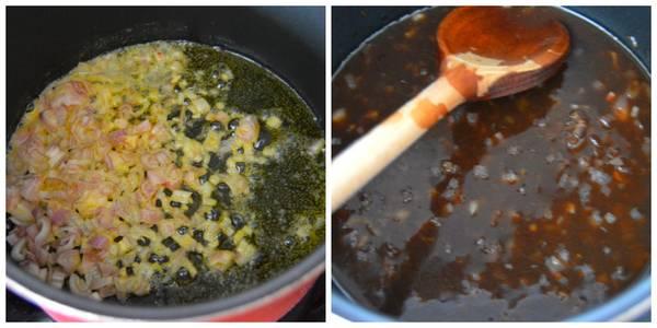 préparation sauce hoisin