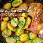 cuisse-de-dinde-fondante-au-sirop-d'érable