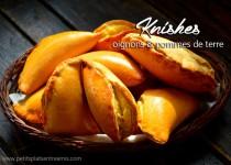 Knishes aux oignons et pommes de terre