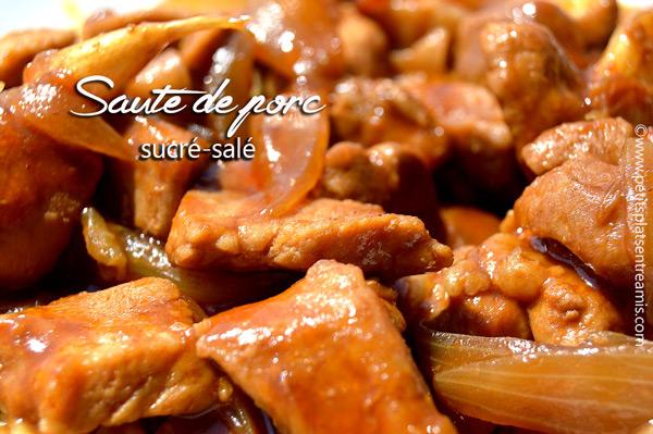 Rouelle de porc au sirop d rable petits plats entre amis for Petit plat entre amis