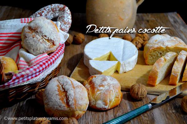 petits-pains-cocotte