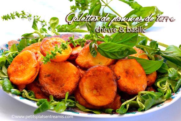 galettes-de-pommes-de-terre-au-chèvre-et-basilic