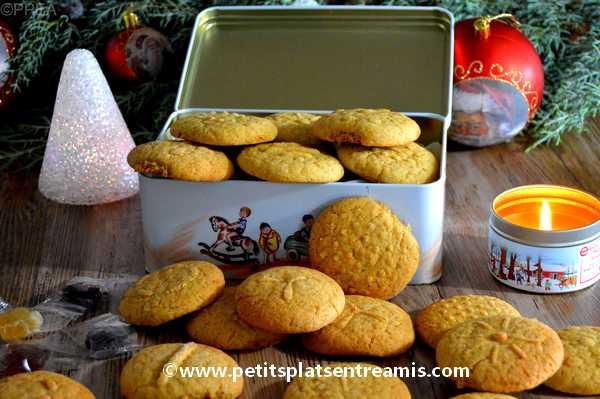 sablés-moelleux-au-sirop-d'érable recette
